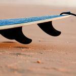 Surfboard nach dem Flug beschädigt oder vermisst!