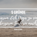5 Gründe warum dich Yoga zu einer besseren Surferin macht