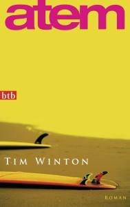 Weihnachtsgeschenke für Surfer: Surfbücher Atem von Tim Winton