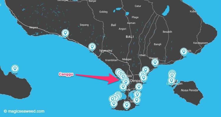 Bali Karte Canggu.9 Gründe Warum Du In Canggu In Bali Surfen Solltest