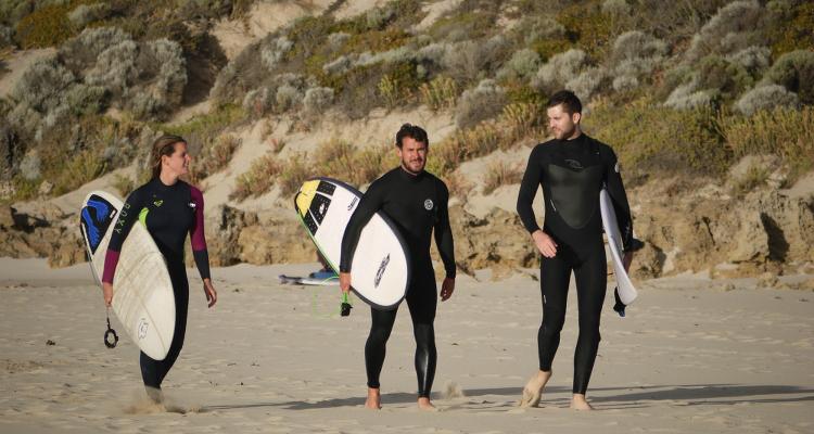 surfen lernen freudschaften