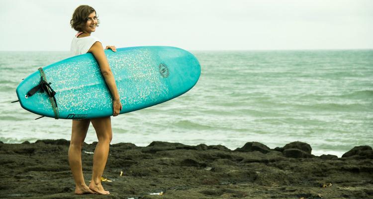 surfen lernen nie langweilig
