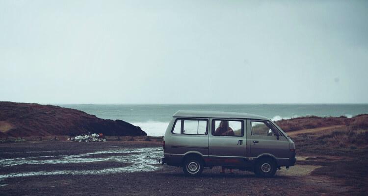 Surfurlaub planen - Anreise