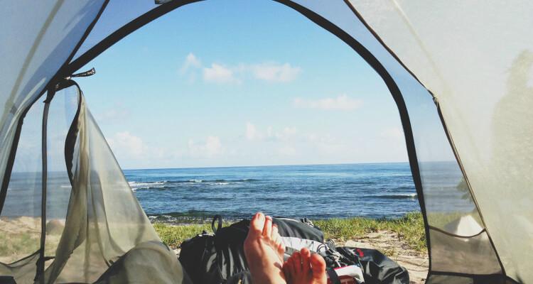 Surfurlaub planen - Unterkunft