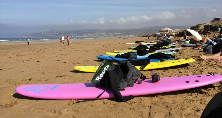 Fehler beim Surfen lernen: Mit einem Softboard zu Duckediven!