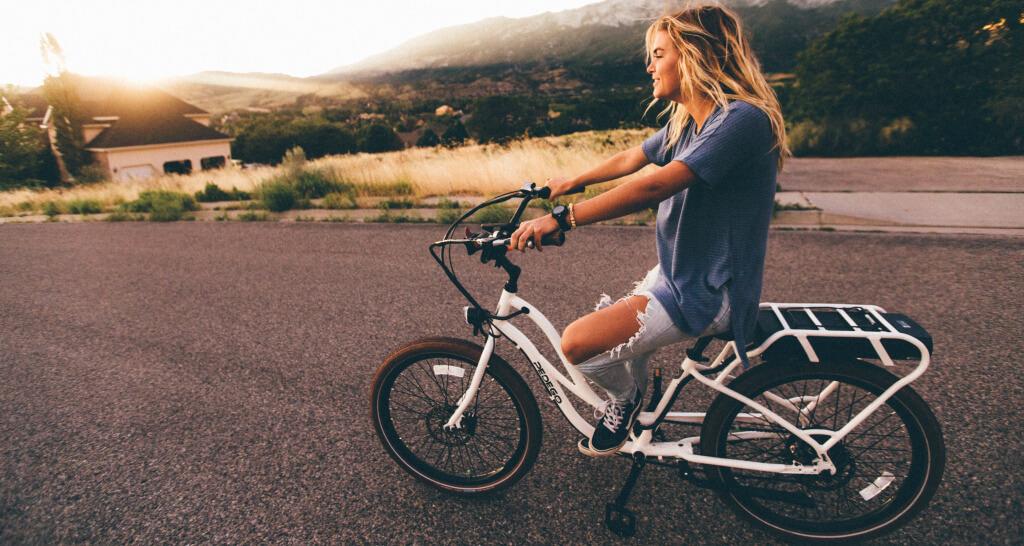 Meine Summer Bucket List - Die Stadt mit dem Fahrrad erkunden
