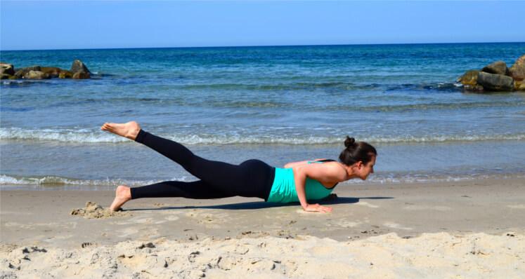 Yoga für Surfer_Chaturanga