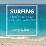 8 Einrichtungstipps wie du das Meer zu dir nach Hause holst!