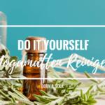 Wie du dir in nur 5 Minuten, dein Yogamatten Spray selber machen kannst