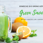 Green Smoothies für Surfer