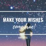 Manifestieren – Wie deine Wünsche wahrhaftig werden